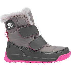 Sorel Whitney II Strap Boots Kids quarry